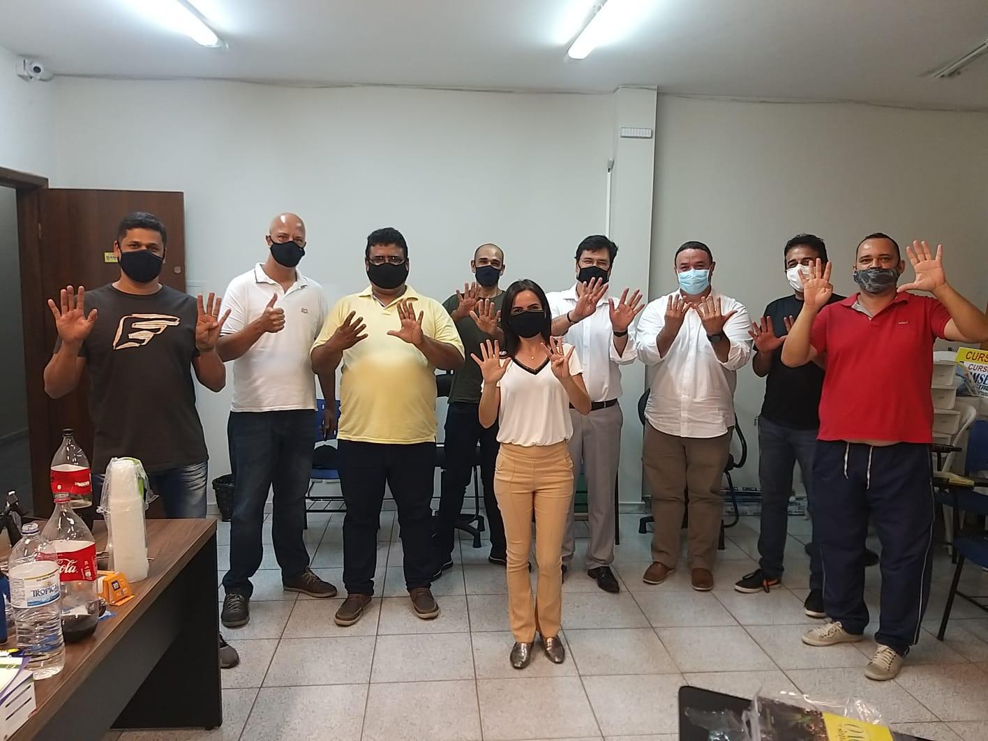 Diretoria do PROS toma posse em Sete Lagoas e partido busca pré-candidatos