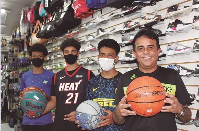 Em Sete Lagoas, iniciativa privada reage pelo esporte
