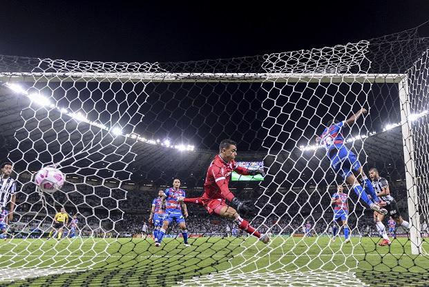 Que espetáculo do Galo contra o Fortaleza, numa noite só de gols antológicos